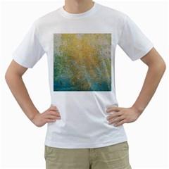 Abstract 1850416 960 720 Men s T Shirt (white)