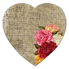 Flower 1646069 1920 Jigsaw Puzzle (heart) by vintage2030
