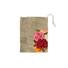Flower 1646069 1920 Drawstring Pouches (xs)  by vintage2030