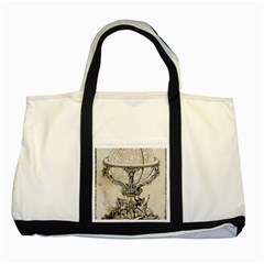Globe 1618193 1280 Two Tone Tote Bag by vintage2030