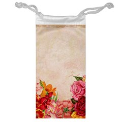 Flower 1646045 1920 Jewelry Bag by vintage2030