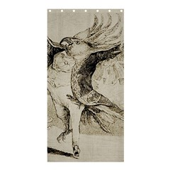 Bird 1515866 1280 Shower Curtain 36  X 72  (stall)  by vintage2030