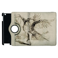 Bird 1515866 1280 Apple Ipad 3/4 Flip 360 Case by vintage2030