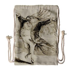 Bird 1515866 1280 Drawstring Bag (large) by vintage2030