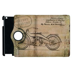 Motorcycle 1515873 1280 Apple Ipad 3/4 Flip 360 Case by vintage2030