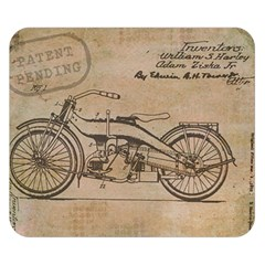 Motorcycle 1515873 1280 Double Sided Flano Blanket (small)  by vintage2030