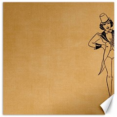 Flapper 1515869 1280 Canvas 12  X 12