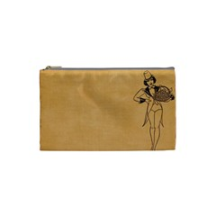 Flapper 1515869 1280 Cosmetic Bag (small)  by vintage2030