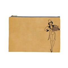 Flapper 1515869 1280 Cosmetic Bag (large)  by vintage2030