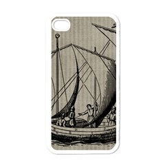 Ship 1515875 1280 Apple Iphone 4 Case (white)