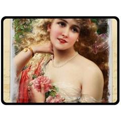 Vintage 1501576 1280 Fleece Blanket (large)  by vintage2030