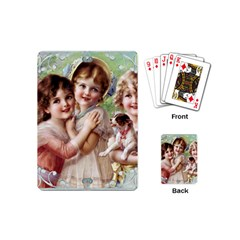 Vintage 1501556 1920 Playing Cards (mini)  by vintage2030