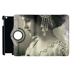 Vintage 1501540 1920 Apple Ipad 3/4 Flip 360 Case by vintage2030