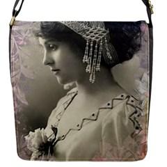 Vintage 1501540 1920 Flap Messenger Bag (s) by vintage2030