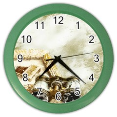 Background 1660942 1920 Color Wall Clocks by vintage2030