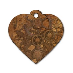 Background 1660920 1920 Dog Tag Heart (one Side) by vintage2030