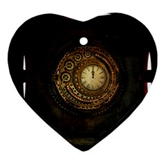 Steampunk 1636156 1920 Ornament (heart) by vintage2030