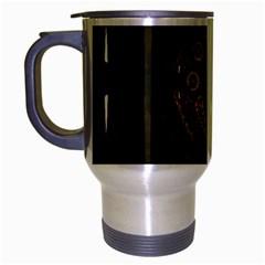 Steampunk 1636156 1920 Travel Mug (silver Gray) by vintage2030
