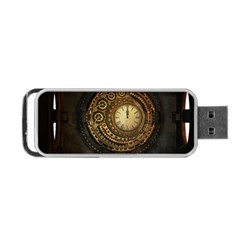 Steampunk 1636156 1920 Portable Usb Flash (two Sides) by vintage2030
