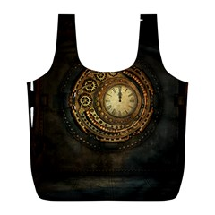Steampunk 1636156 1920 Full Print Recycle Bags (l)  by vintage2030
