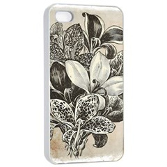 Flowers 1776382 1280 Apple Iphone 4/4s Seamless Case (white) by vintage2030