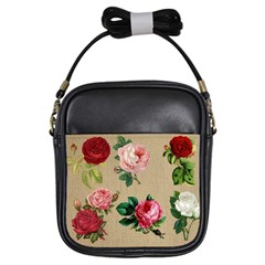 Flower 1770189 1920 Girls Sling Bags by vintage2030