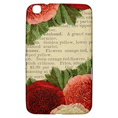 Flowers 1776422 1920 Samsung Galaxy Tab 3 (8 ) T3100 Hardshell Case  by vintage2030