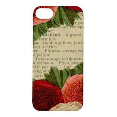 Flowers 1776422 1920 Apple Iphone 5s/ Se Hardshell Case by vintage2030