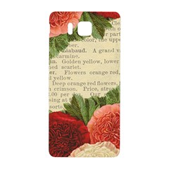 Flowers 1776422 1920 Samsung Galaxy Alpha Hardshell Back Case by vintage2030