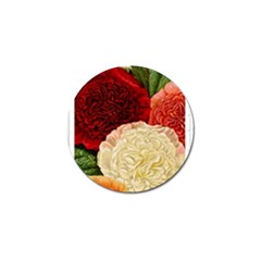 Flowers 1776584 1920 Golf Ball Marker by vintage2030
