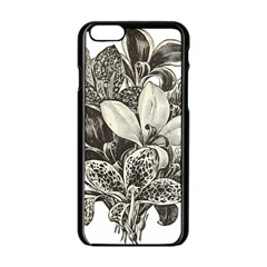 Flowers 1776483 1920 Apple Iphone 6/6s Black Enamel Case by vintage2030