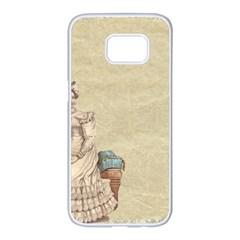 Background 1775324 1920 Samsung Galaxy S7 Edge White Seamless Case by vintage2030