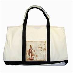 Background 1775358 1920 Two Tone Tote Bag by vintage2030