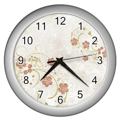 Background 1775372 1920 Wall Clocks (silver)  by vintage2030