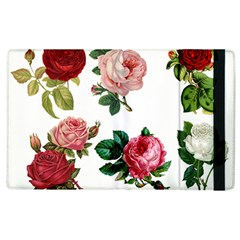 Roses 1770165 1920 Apple Ipad 3/4 Flip Case by vintage2030