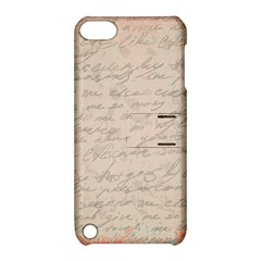 Letter Apple Ipod Touch 5 Hardshell Case With Stand by vintage2030