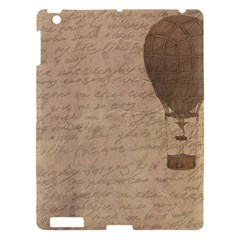 Letter Balloon Apple Ipad 3/4 Hardshell Case by vintage2030