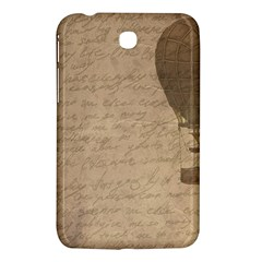 Letter Balloon Samsung Galaxy Tab 3 (7 ) P3200 Hardshell Case  by vintage2030