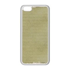 Old Letter Apple Iphone 5c Seamless Case (white) by vintage2030
