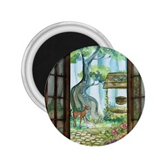 Town 1660349 1280 2 25  Magnets by vintage2030