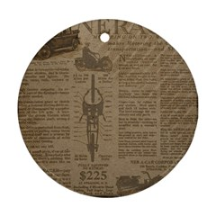 Background 1706636 1920 Ornament (round) by vintage2030