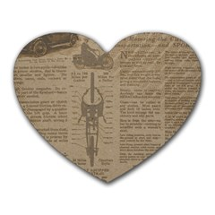 Background 1706636 1920 Heart Mousepads by vintage2030