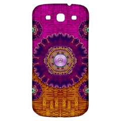 Viva Summer Time In Fauna Samsung Galaxy S3 S Iii Classic Hardshell Back Case by pepitasart