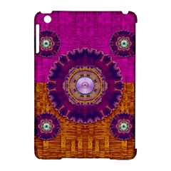 Viva Summer Time In Fauna Apple Ipad Mini Hardshell Case (compatible With Smart Cover) by pepitasart
