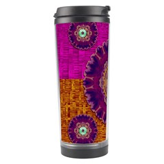 Viva Summer Time In Fauna Travel Tumbler by pepitasart