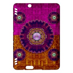 Viva Summer Time In Fauna Kindle Fire Hdx Hardshell Case by pepitasart