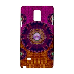 Viva Summer Time In Fauna Samsung Galaxy Note 4 Hardshell Case by pepitasart