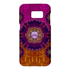 Viva Summer Time In Fauna Samsung Galaxy S7 Hardshell Case  by pepitasart