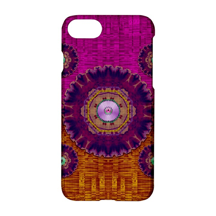 Viva Summer Time In Fauna Apple iPhone 7 Hardshell Case