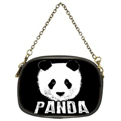 Panda  Chain Purses (one Side)  by Valentinaart